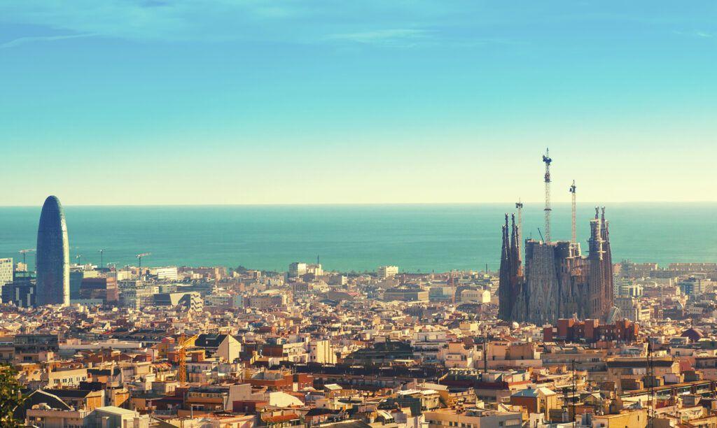 Tour En Helicóptero Por Barcelona 2
