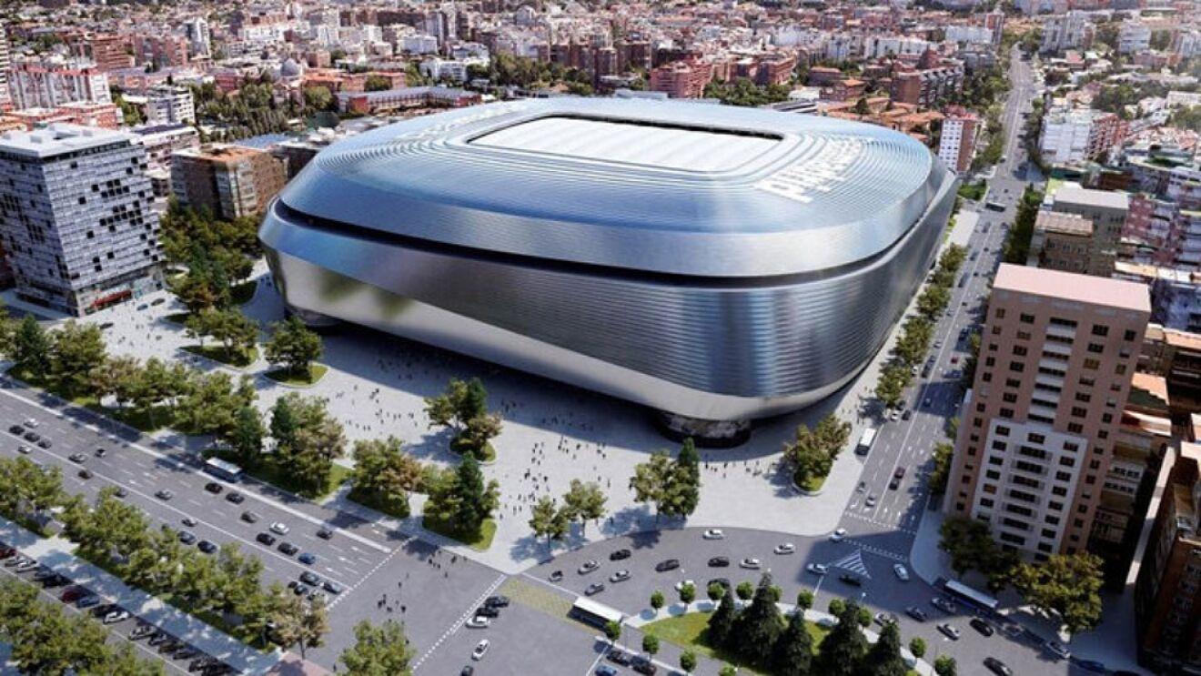 Estadio Santiago Bernabeu