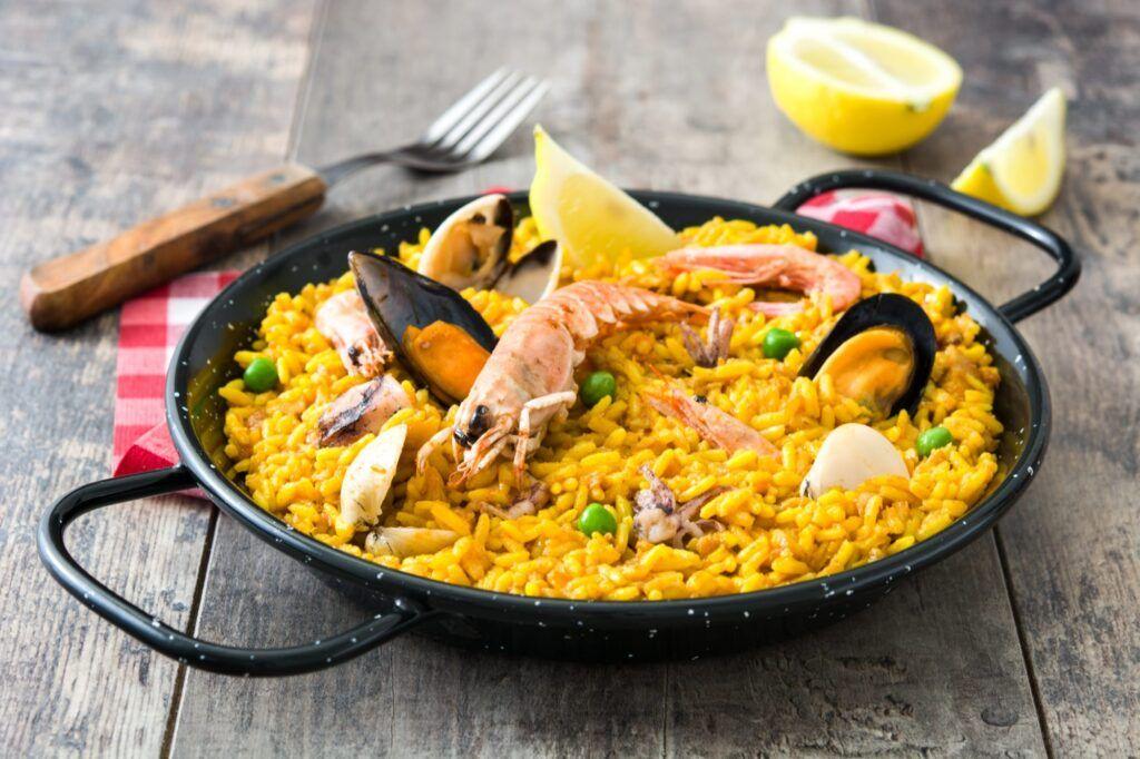 Clase De Cocina De Paella En Barcelona 2