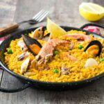 Clase De Cocina De Paella En Barcelona