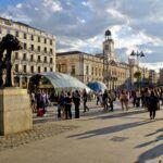 Itinerario De Madrid