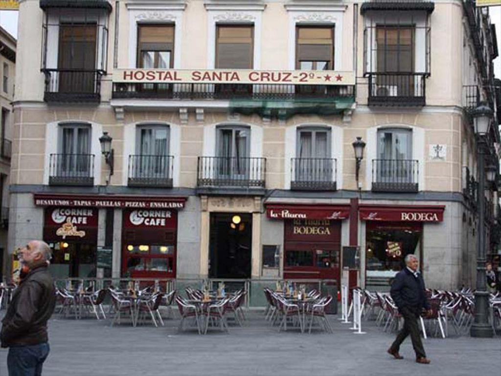 Santa Cruz Hostal Plaza