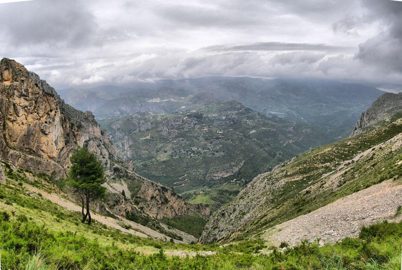 Valle de Xalo