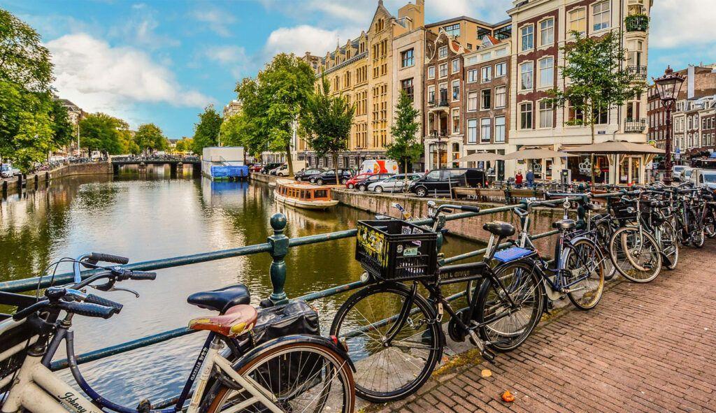 Ciclismo Amsterdam 2