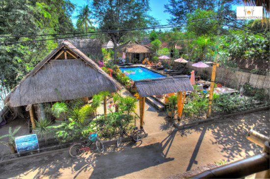 Bambu Cottages
