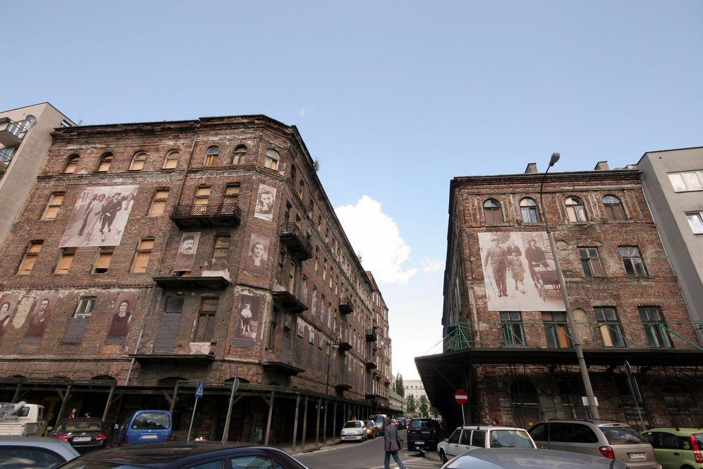 Barrio Judío de Varsovia