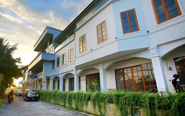 Canggu Rooftop Villas