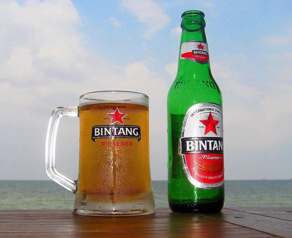 Cerveza Bintang
