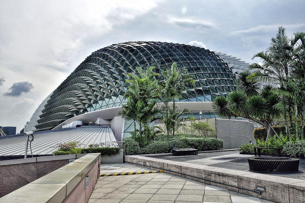 Los Mejores Lugares Para Ver Los Fuegos Artificiales Del Día Nacional De Singapur 2
