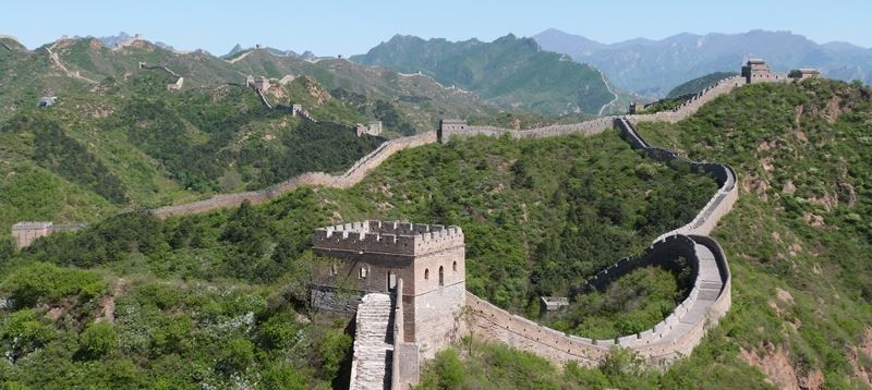 Gran Muralla Jinshanling