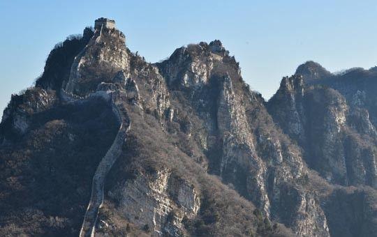 Gran Muralla de Jiankou