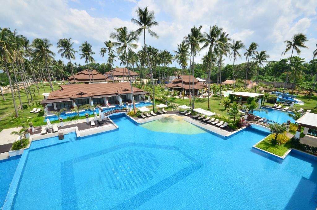 Luxury: Princesa Garden Island Resort and Spa