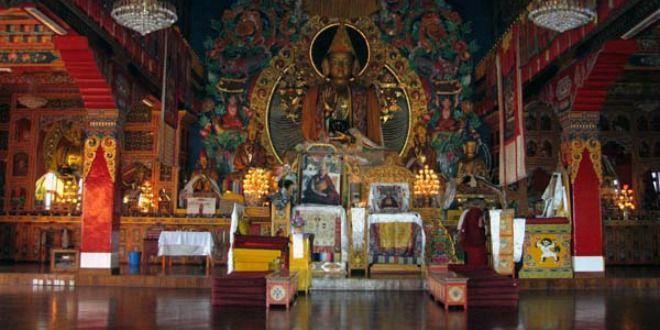 Monasterio de Kopan