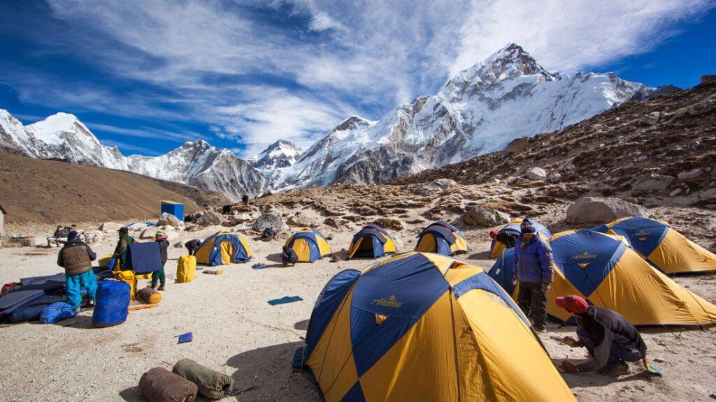Lista De Embalaje Del Campamento Base Del Everest 2