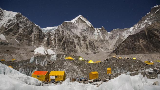 Campo Base del Everest