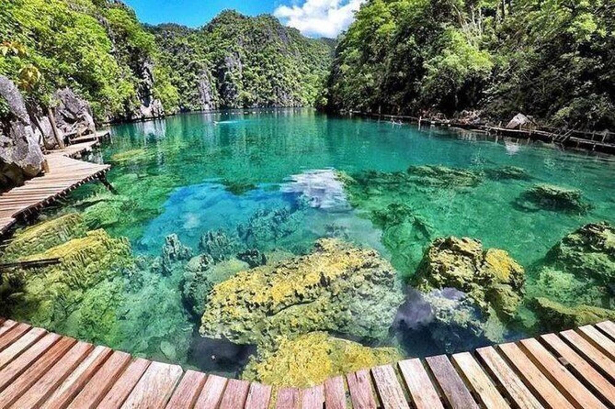 Cómo Viajar Como Un Local En Coron Palawan