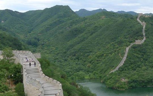 Gran Muralla de Huanghuacheng