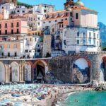 Los 5 Lugares De Navegación Más Hermosos De La Costa De Amalfi