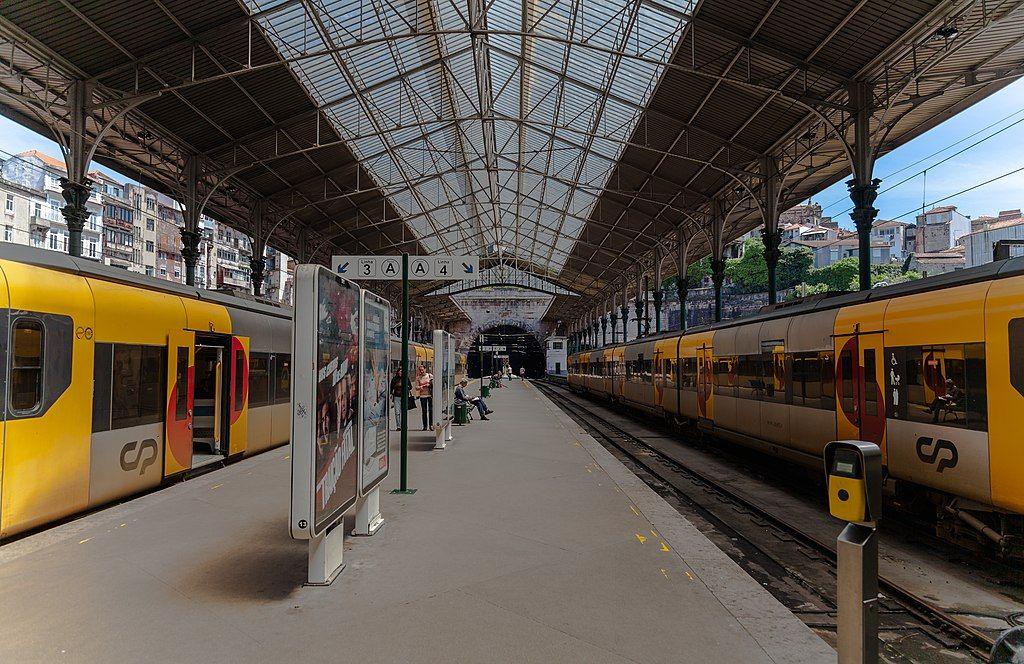 Tren de São Bento