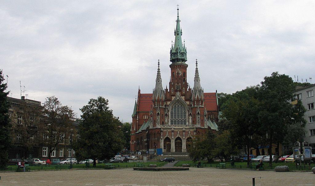Iglesia de San José Cracovia