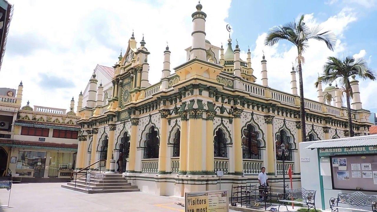 Mezquita de Abdul Gaffoor