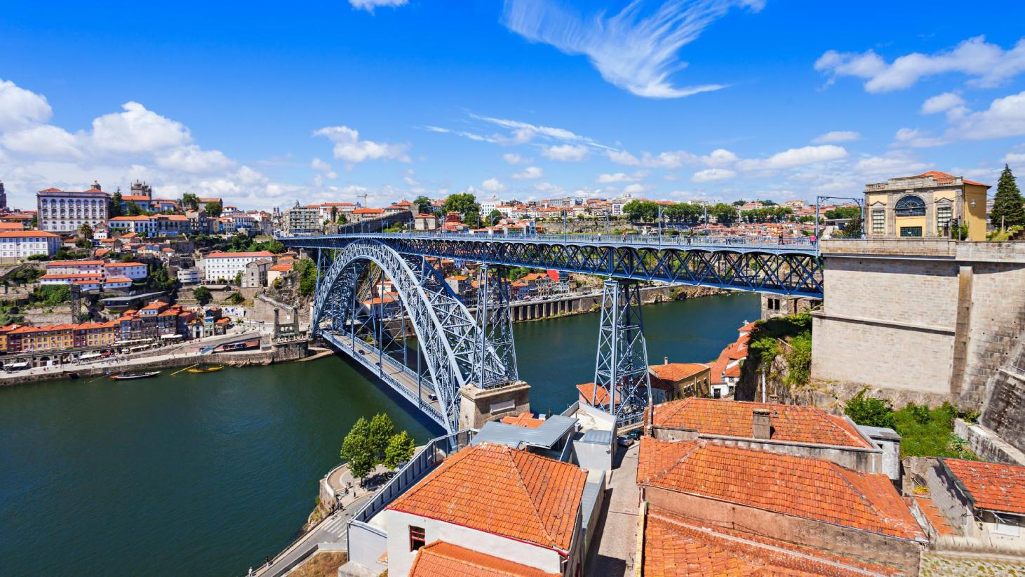 Puente Dom Luís I