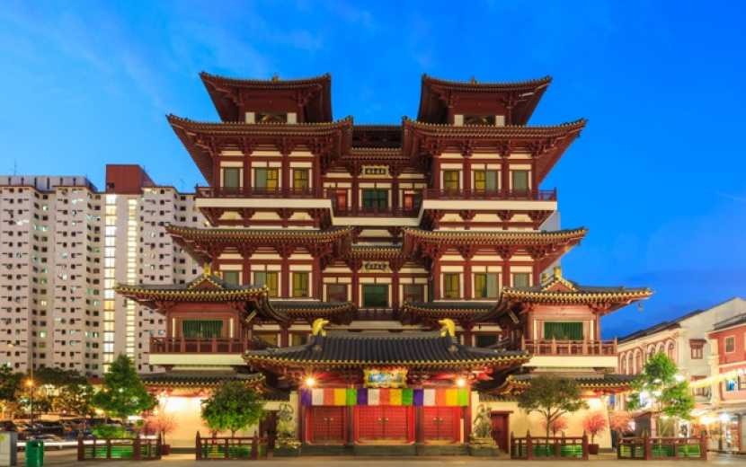 Templo de la Reliquia del Buda