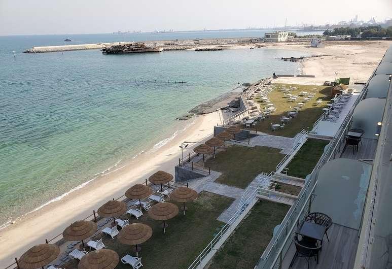 Al Kout Beach