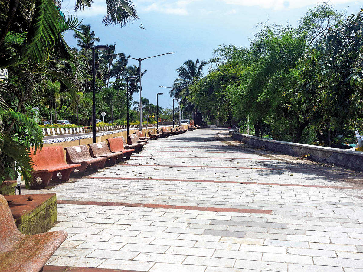 Carter Road, Bandra