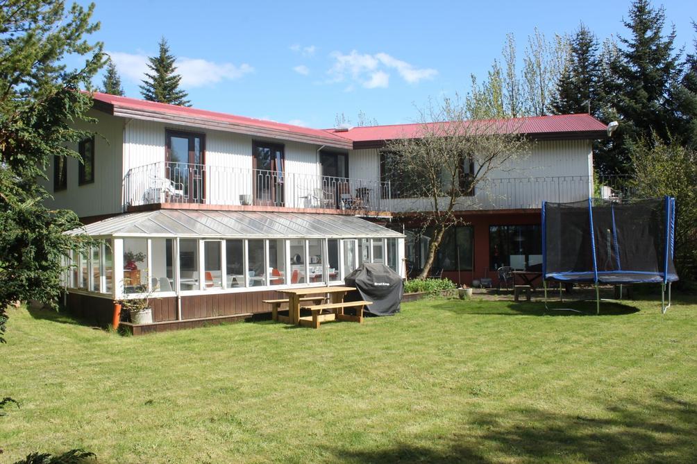 Casa de huéspedes Brekkugerdi