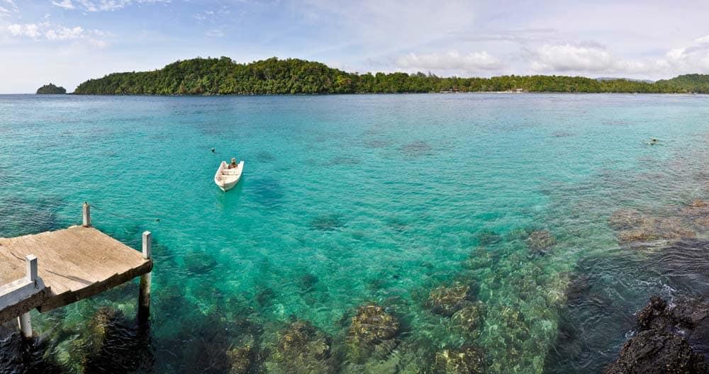 Isla Togianas