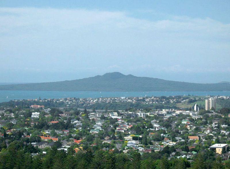 Isla de Rangitoto
