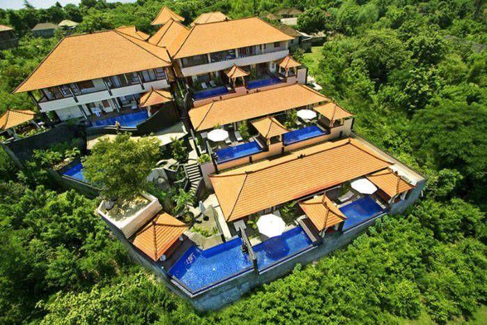 Jimbaran Cliffs Private Pool Hotel & Spa