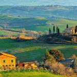 Explorar La Toscana Ir En Bicicleta Y Hacer Senderismo