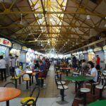 Centros de venta ambulante en Singapur