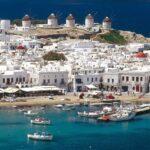 Islas De Las Cícladas