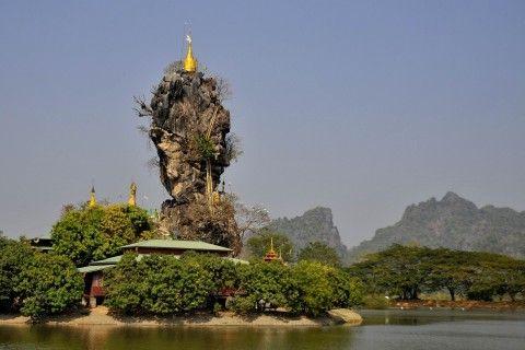 Pagoda de Kyauk Kalat