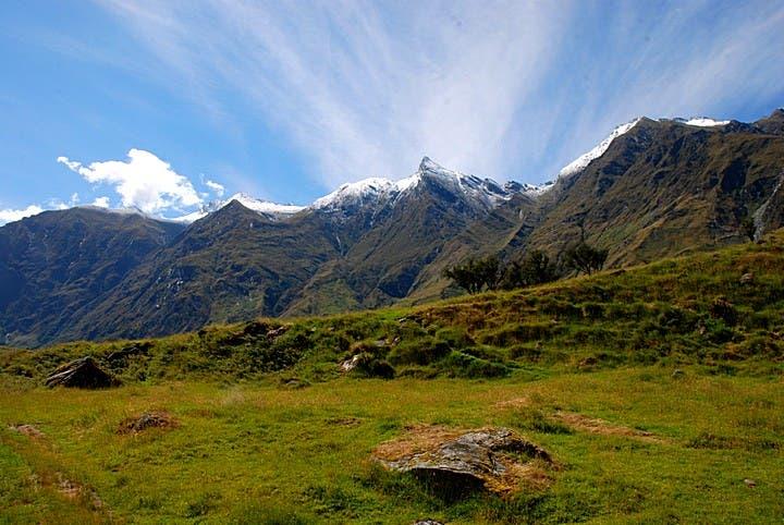 Parque Nacional de Mount Aspiring