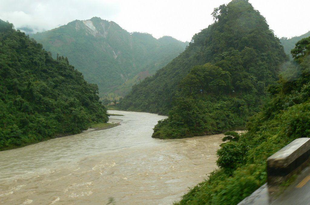 Río Trishuli