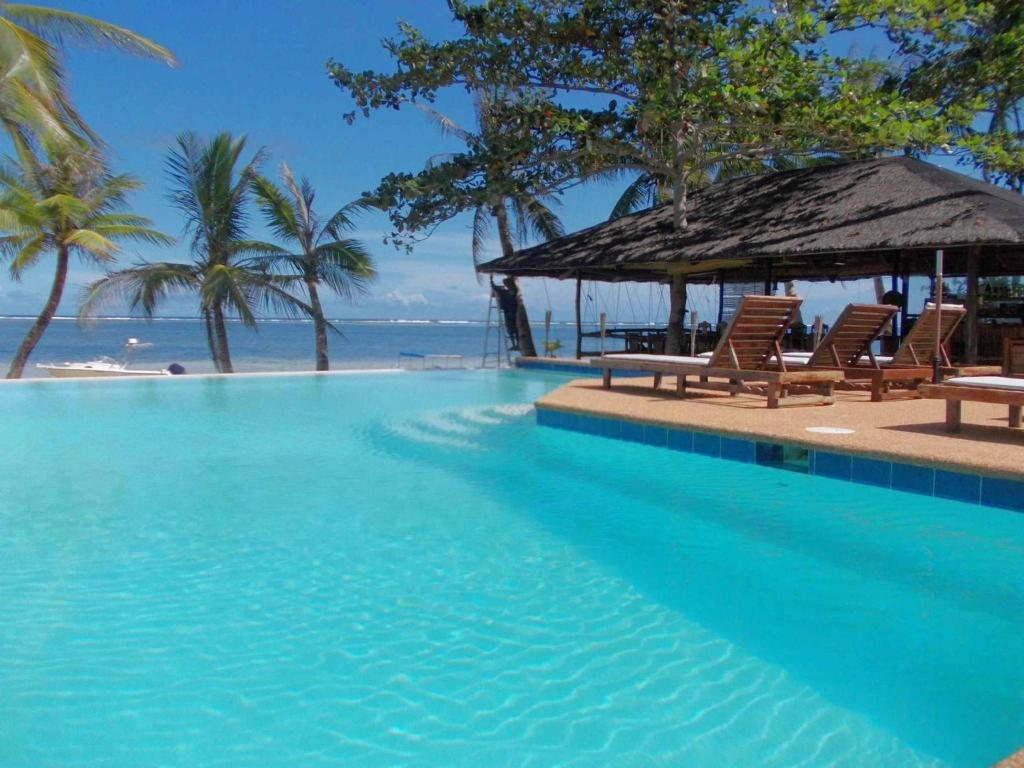 Románticas villas de playa  in Siargao