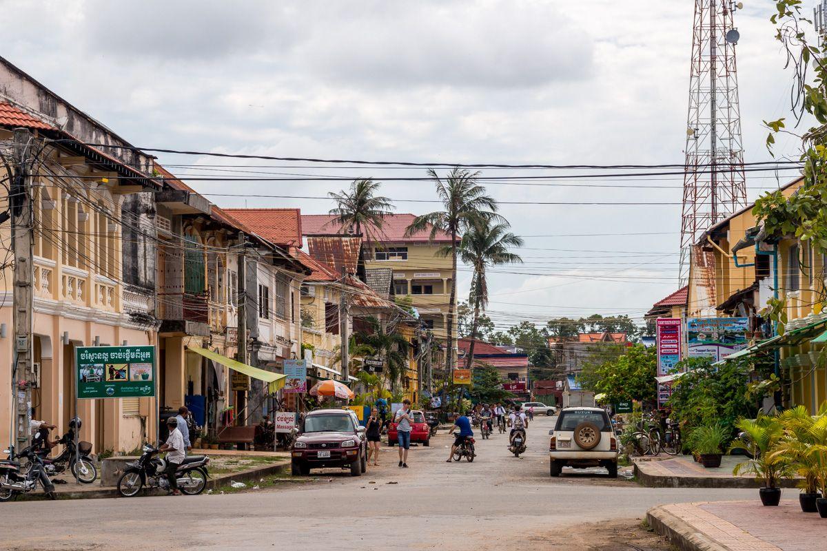 Ciudad de Kampot