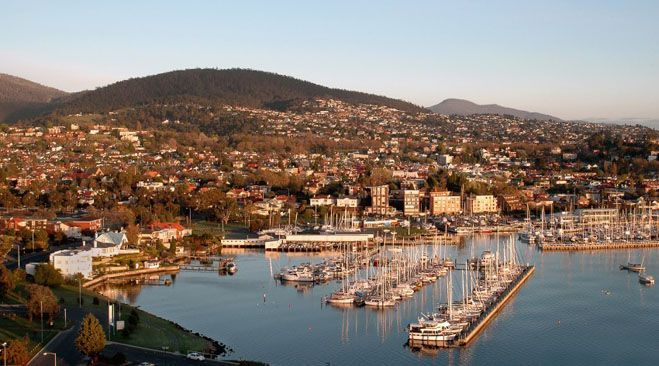Puerto de Hobart