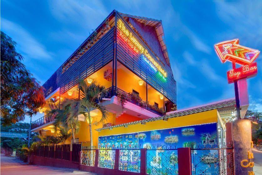 The Luxury Concept Hotel