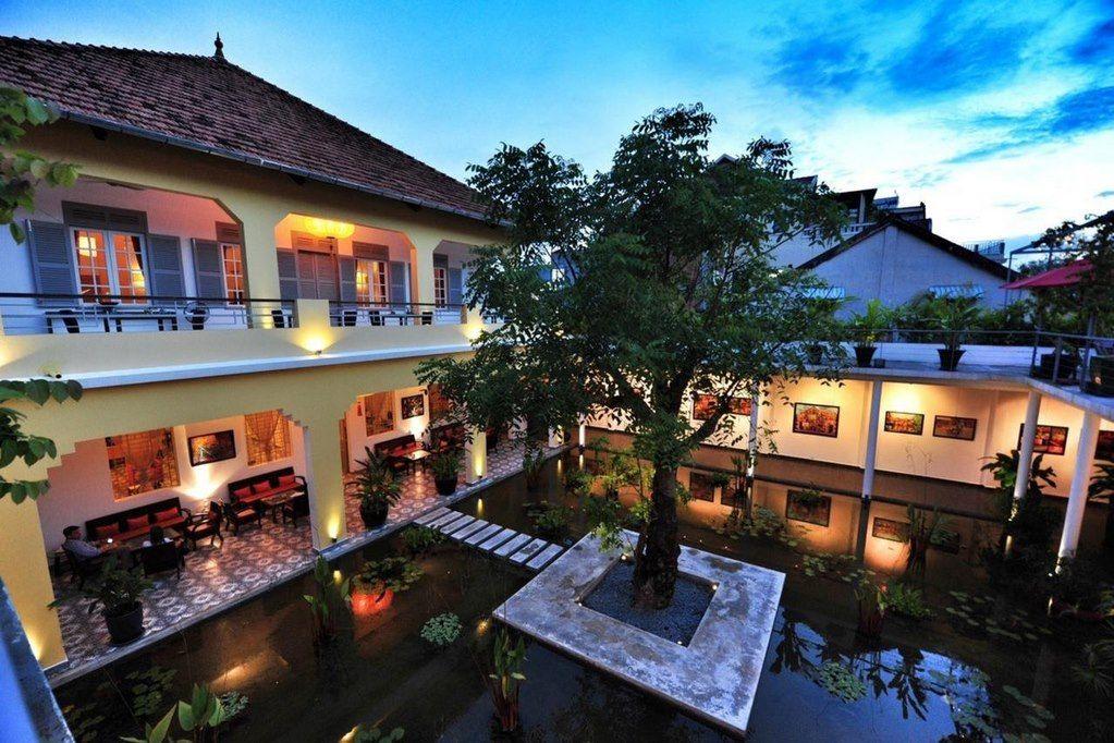 The Plantation Urban Resort & Spa