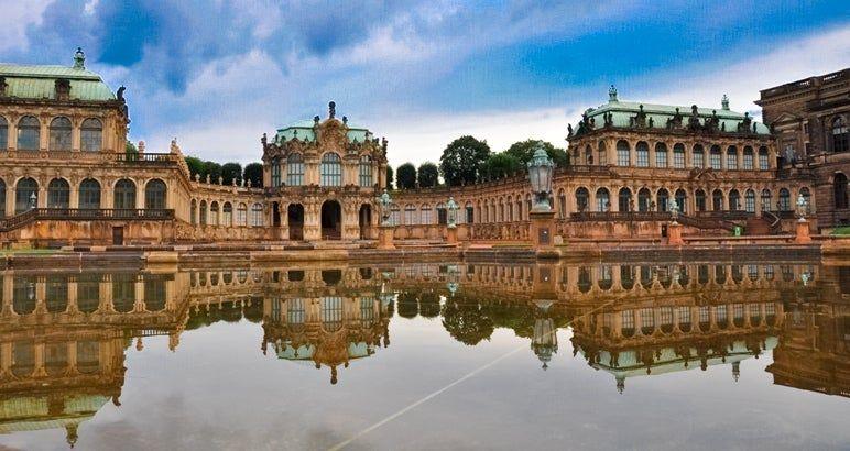El Palacio Zwinger
