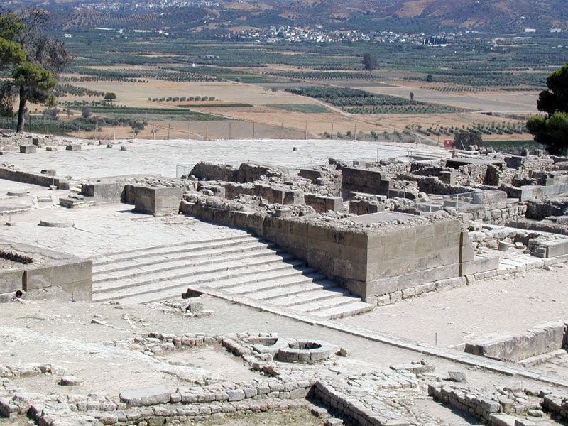 Palacio de Phaestos