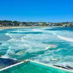 Surf en la playa de Bondi