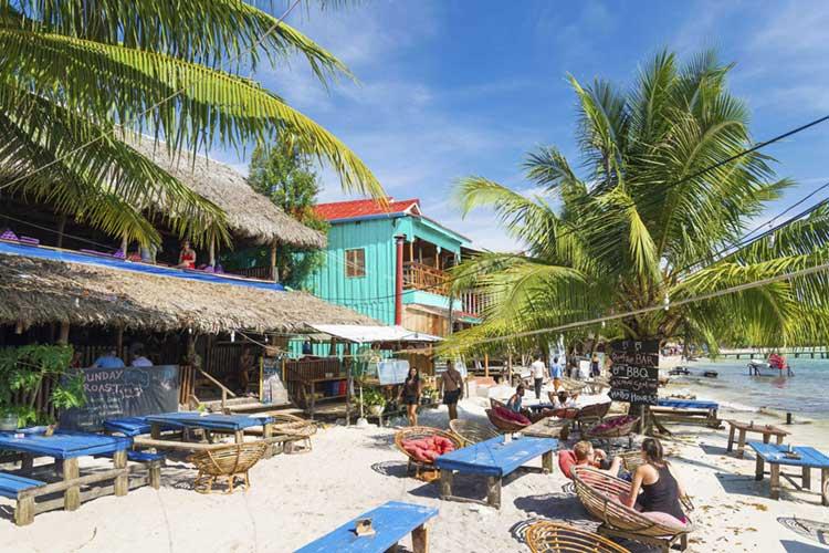 Koh Touch Beach