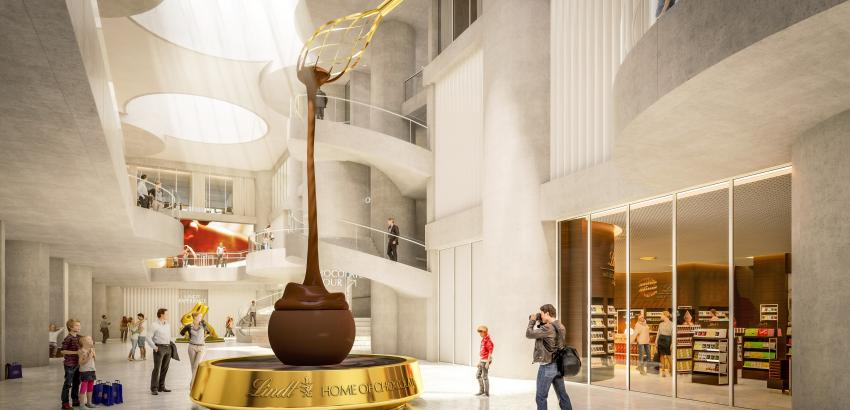 Museo del Chocolate Lindt
