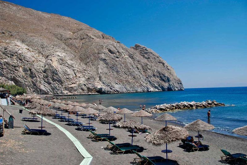 Playa de Perissa